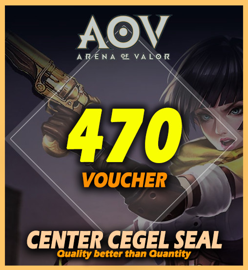 Top Up 470 Voucher