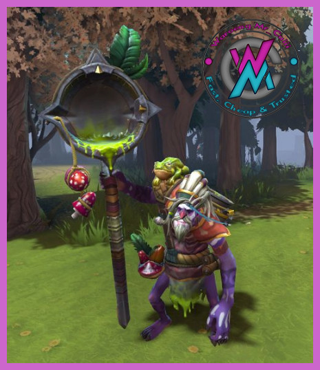 Outlandish Gourmet (Witch Doctor Set)