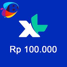 PULSA XL 100.000