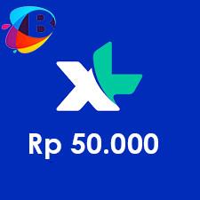 PULSA XL 50.000
