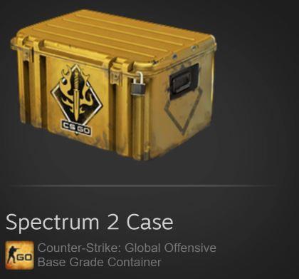 Spectrum 2 Case