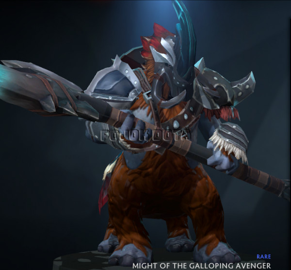 Might of the Galloping Avenger (Magnus Set)
