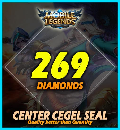 269 Diamonds