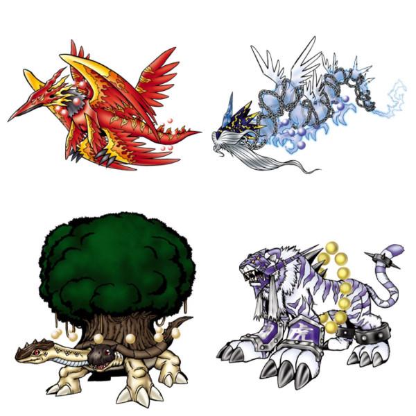 Four Holy Beast 5/5