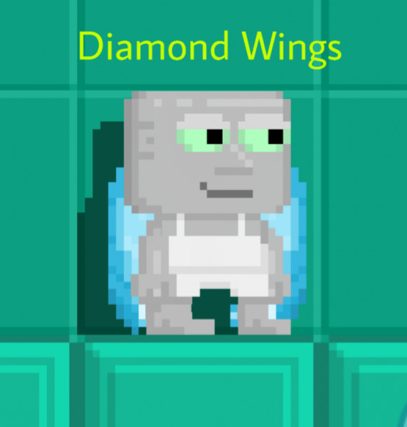 Diamond Wings