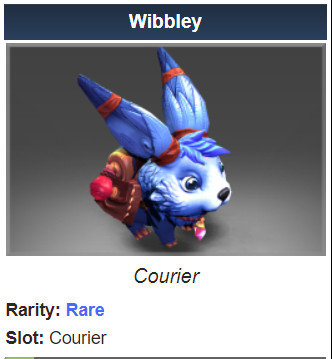 Wibbley (courier)