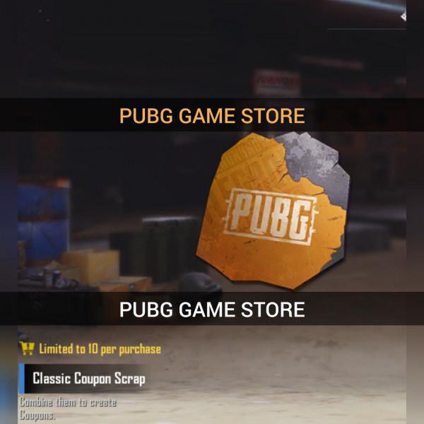 Superior Crate Coupon Scrap