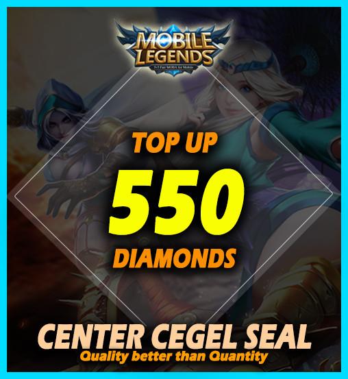 550 Diamonds