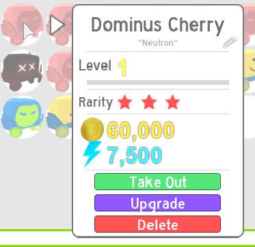Dominus Cherry (Pet Simulator0