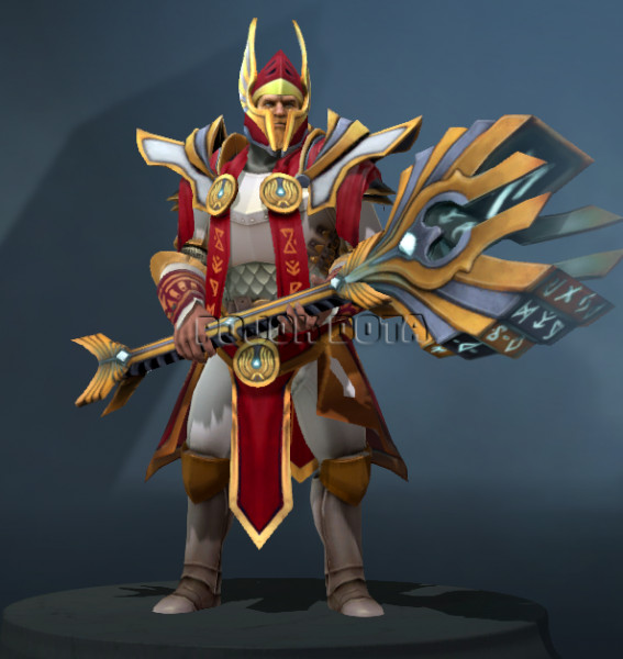 Thunderwrath's Calling (Omniknight Set)