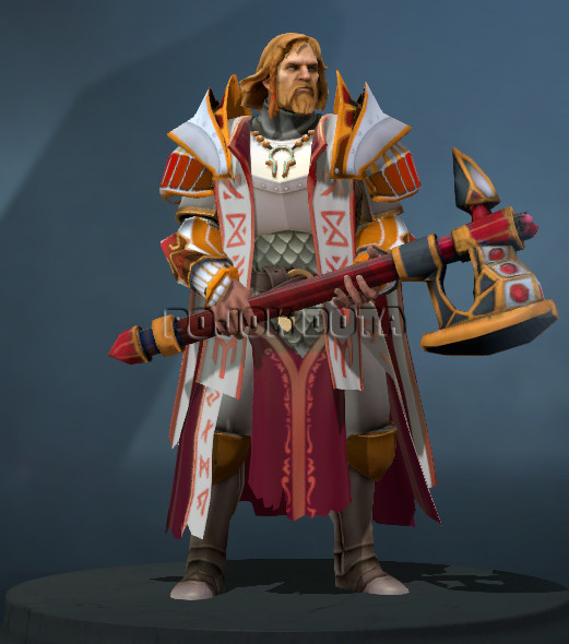 Armor of Renewed Faith (Omniknight Set)
