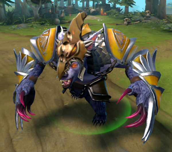 Scale of the Razorwyrm  (Ursa Set)