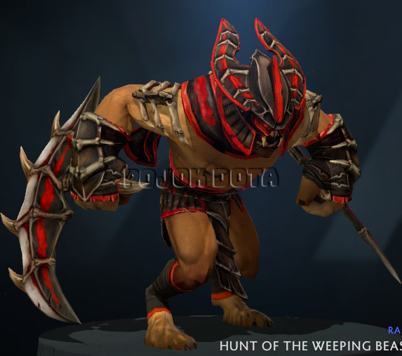 Hunt of the Weeping Beast (Bloodseeker Set)