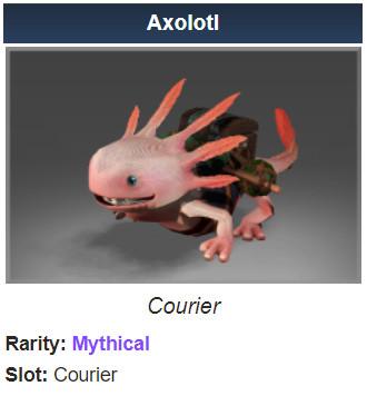 Axolotl (Courier)