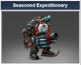 Seasoned Expeditionary (Sniper Set)