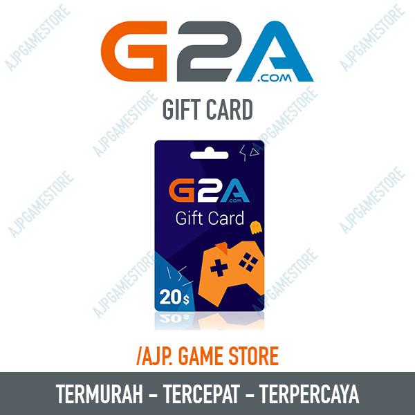 G2A Gift Card 20 EURO