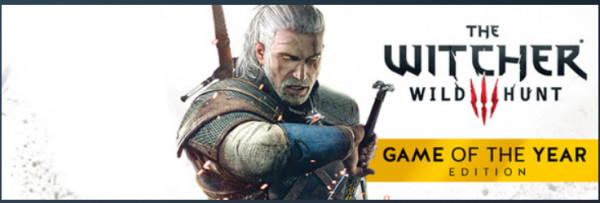 The Witcher 3: Wild Hunt - Game of the Year