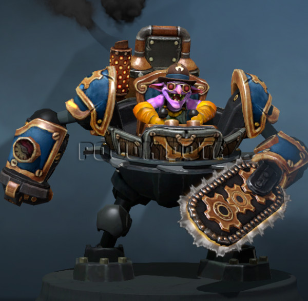 Steamcutter (Timbersaw​ Set)