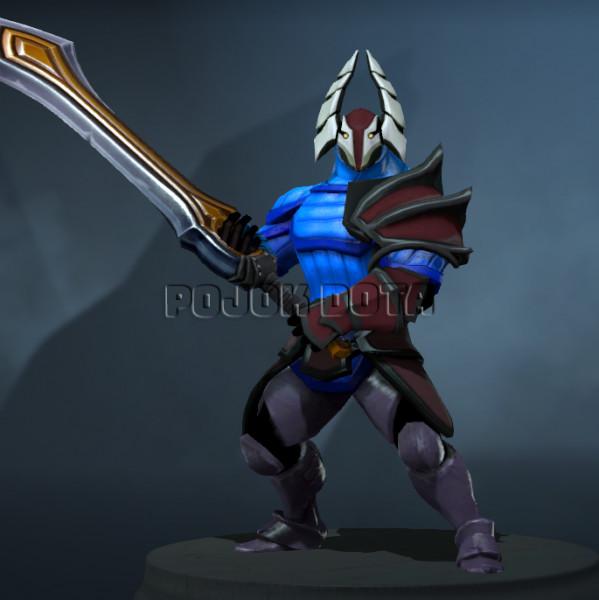 Swordmaster of the Vigil (Sven Set)