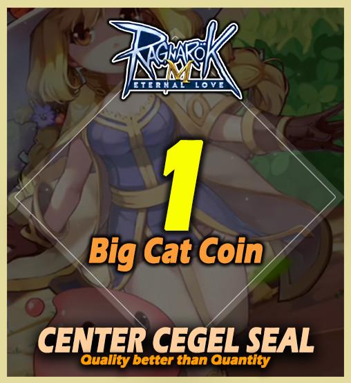 1 Big Cat Coin
