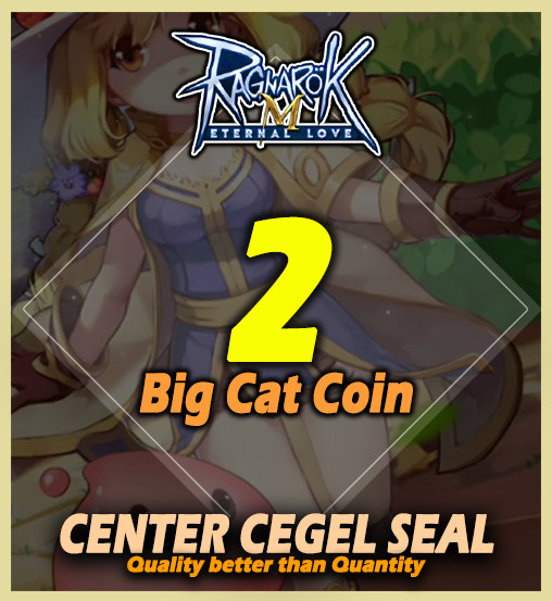 2 Big Cat Coin