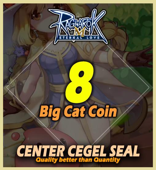 8 Big Cat Coin