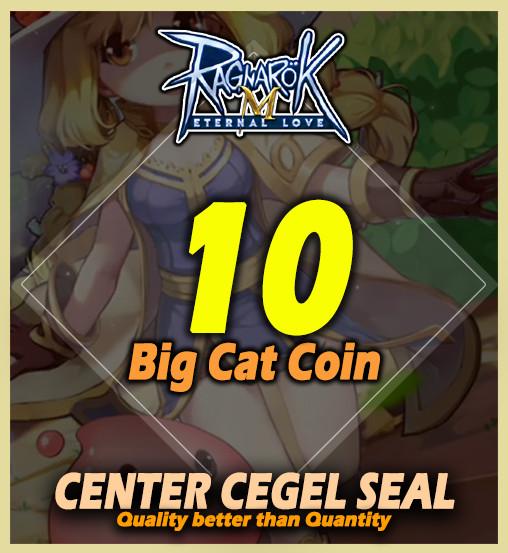 10 Big Cat Coin