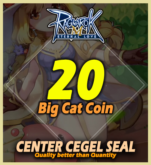 20 Big Cat Coin
