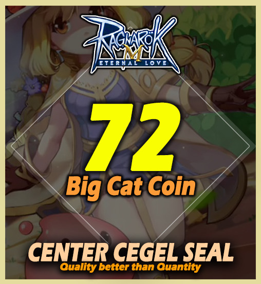 72 Big Cat Coin