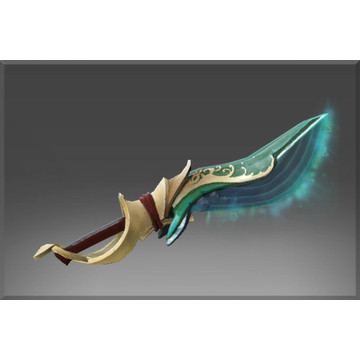 Leviathan Whale Blade (Immortal Kunkka)