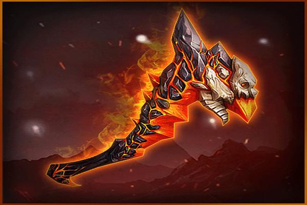 Genuine Burning Fiend (Doom)