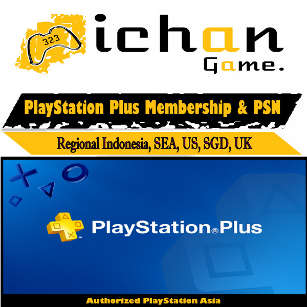 Plus Membership (US) - 1 Tahun