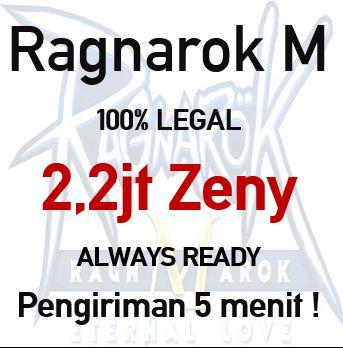 2.200.000 Zeny