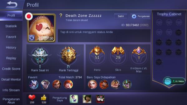 51 Hero 29 Skin