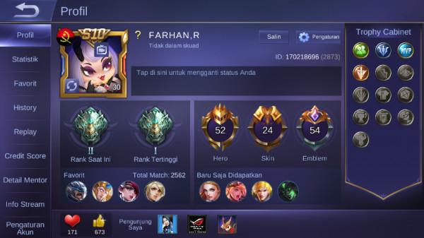 52 Hero 24 Skin murah