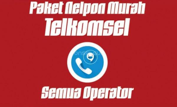 Paket Telpon 400 Menit