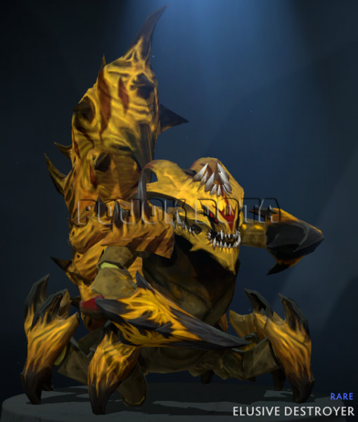 Elusive Destroyer (Sand King Set)