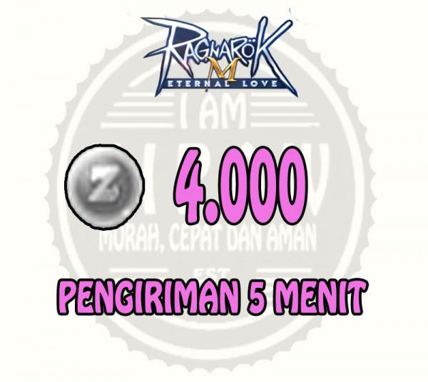 4.000 Zeny