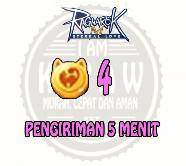 4 Big Cat Coin