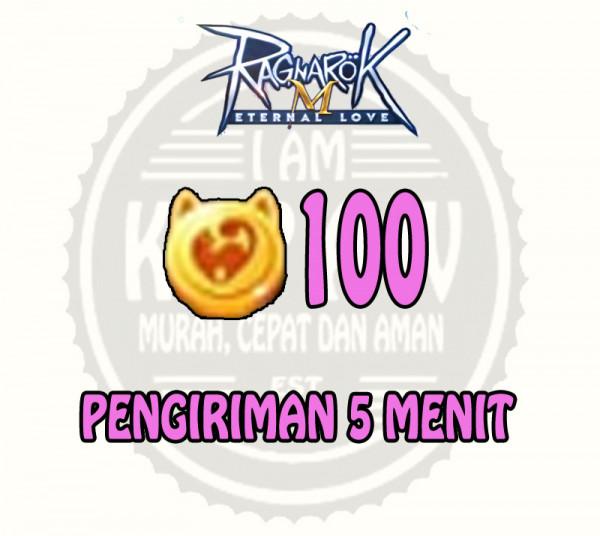 100 Big Cat Coin
