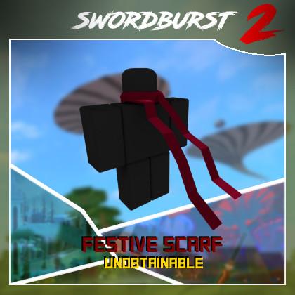 Festive Scarf | Sworburst 2