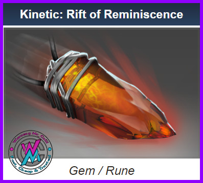 Rift of Reminiscence (Kinetic Puck)