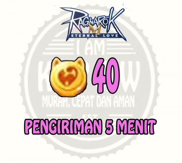 40 Big Cat Coin