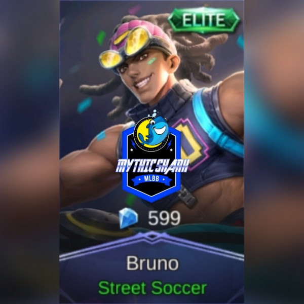 Street Soccer (Elite Skin Bruno)