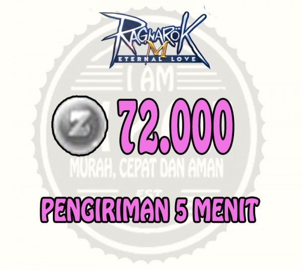 72.000 Zeny