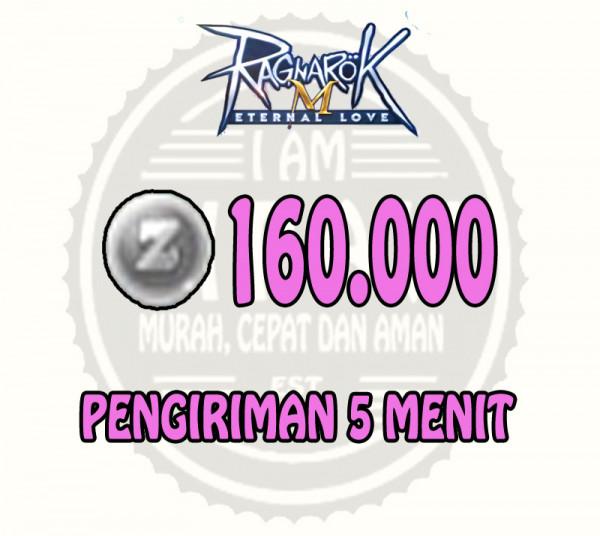 160.000 Zeny