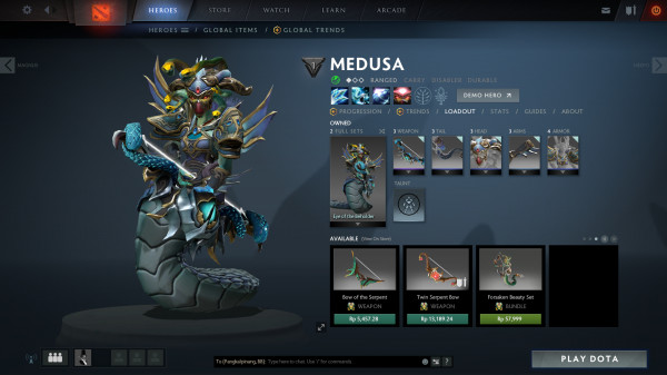 Eye of the Beholder (Medusa Set)