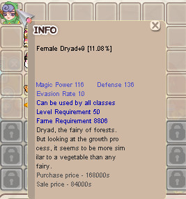 Female Dryard +9