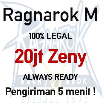 20.000.000 Zeny