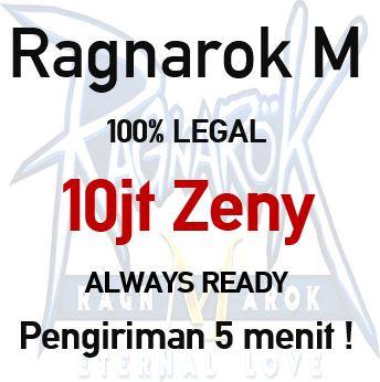 10.000.000 Zeny